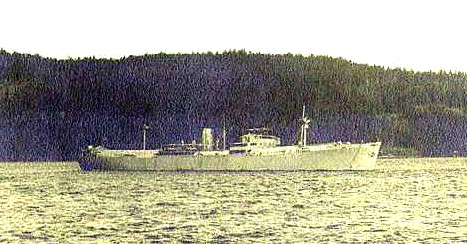 MV Putney Hill, 1940