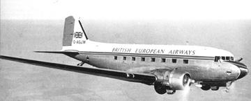 A Post-war DC-3