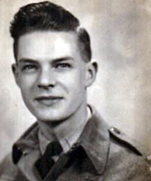 Ian Ferguson, WWII