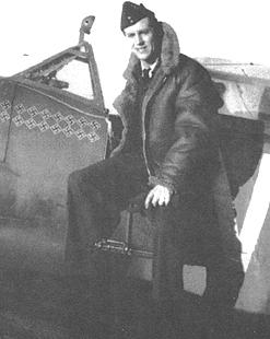 Canadian fighter pilot Buzz Beurling
